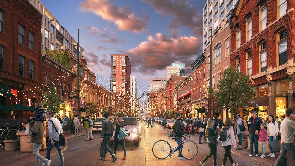 2 New Buildings Proposed For LarimerSquare