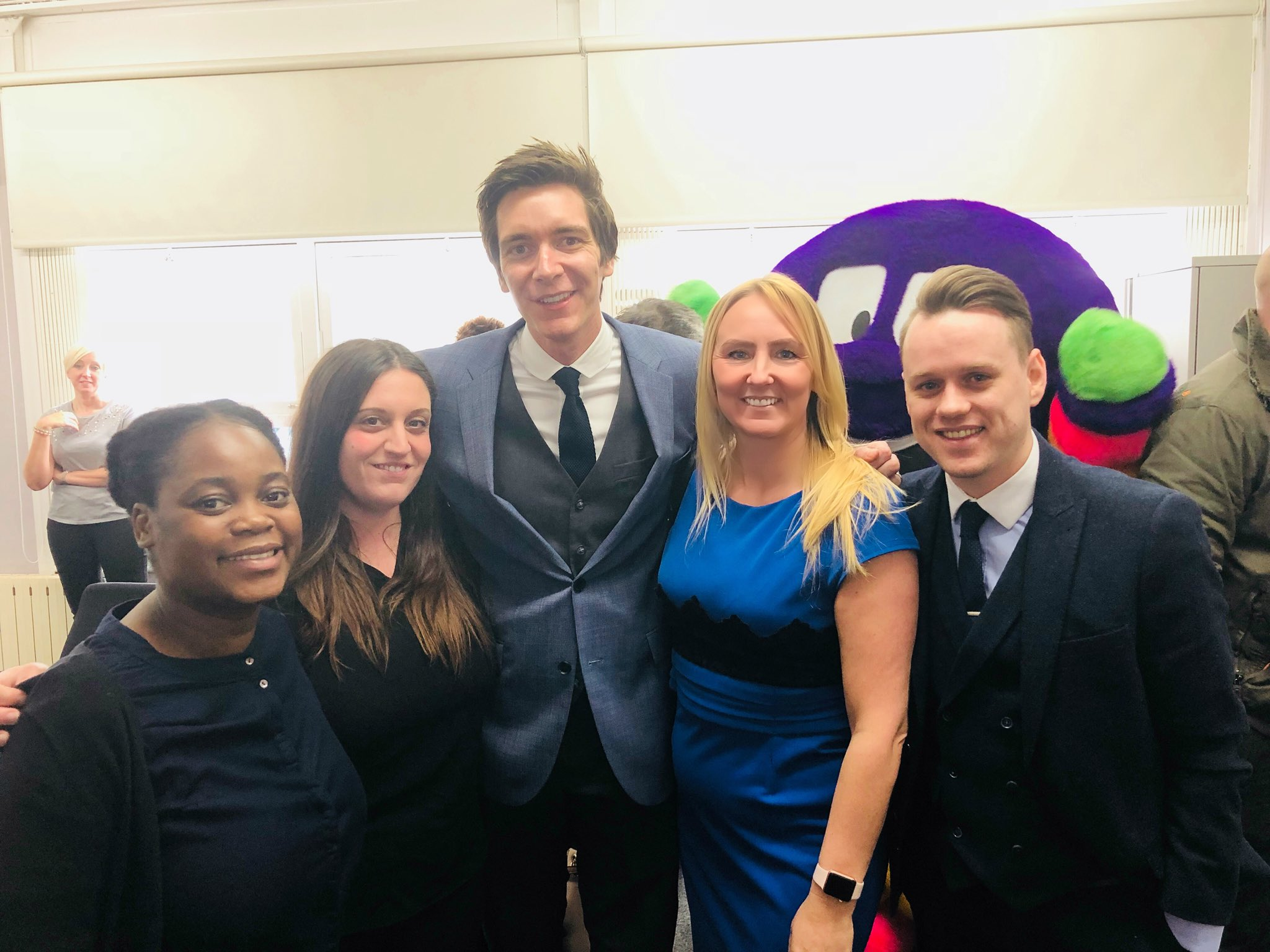 Great to see @James_Phelps at the #hhho Cancer Centre opening @harry_moseley @Sarah_J_Duggan https://t.co/ZR0oYsSOng