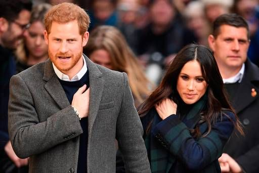 Prince Harry and Meghan Markle sent white powder sparking terror alert at palace