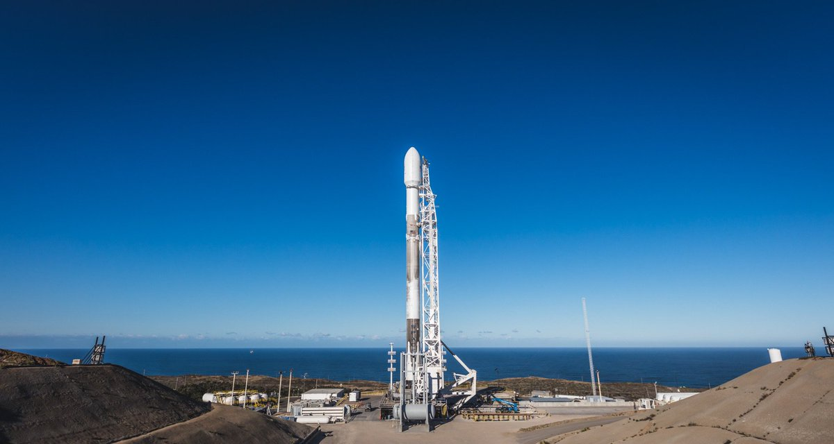 test Twitter Media - Watch SpaceX launch its first broadband internet satellites to space live here https://t.co/qSKTxizDHv by @etherington https://t.co/hrbskImmxS