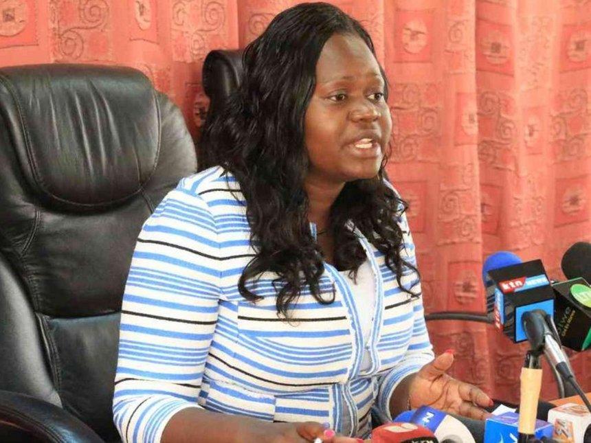 Nasa drops Gladys Wanga, nominates Aisha Jumwa