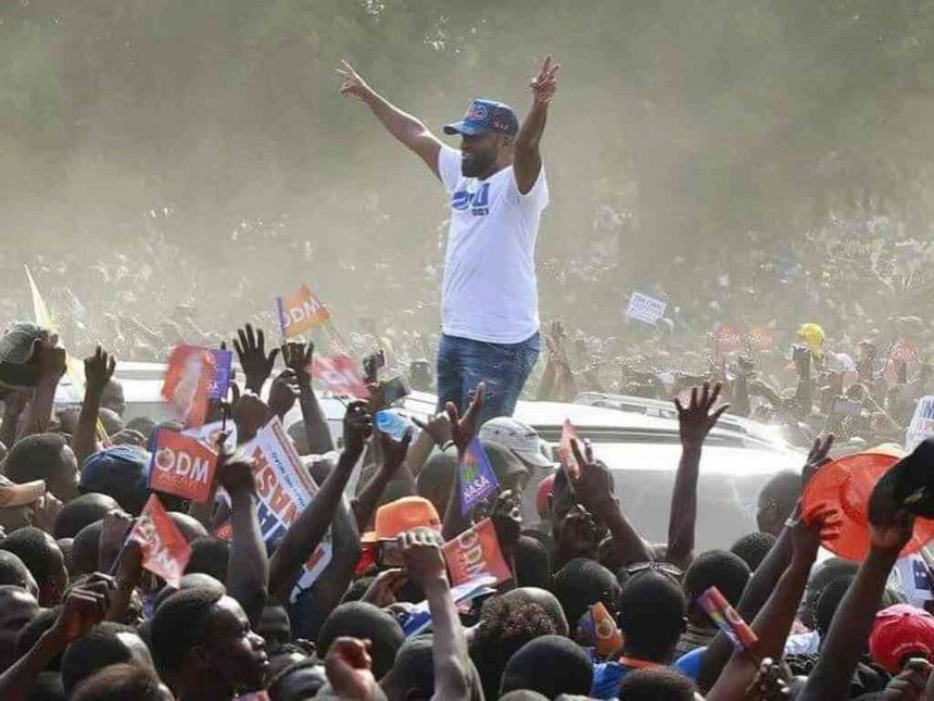 Joho wins as court throws out Omar petition for lack of proof
