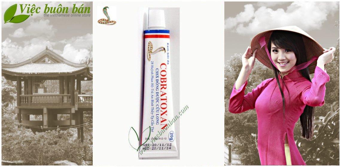 Cobratoxan - cobra venom cream $4.30 #Rheumatism #Cobratoxan #Vietnam #Shopping Please RT! https://t.co/UUnHi4tOdn https://t.co/XQ69f3ytmL