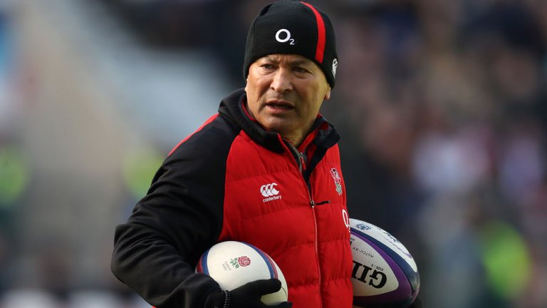 test Twitter Media - Eddie Jones sends Scotland a warning about England's high intensity preparation ahead of their Calcutta Cup clash: https://t.co/JERqZiILbp https://t.co/hbmoQKaaM5