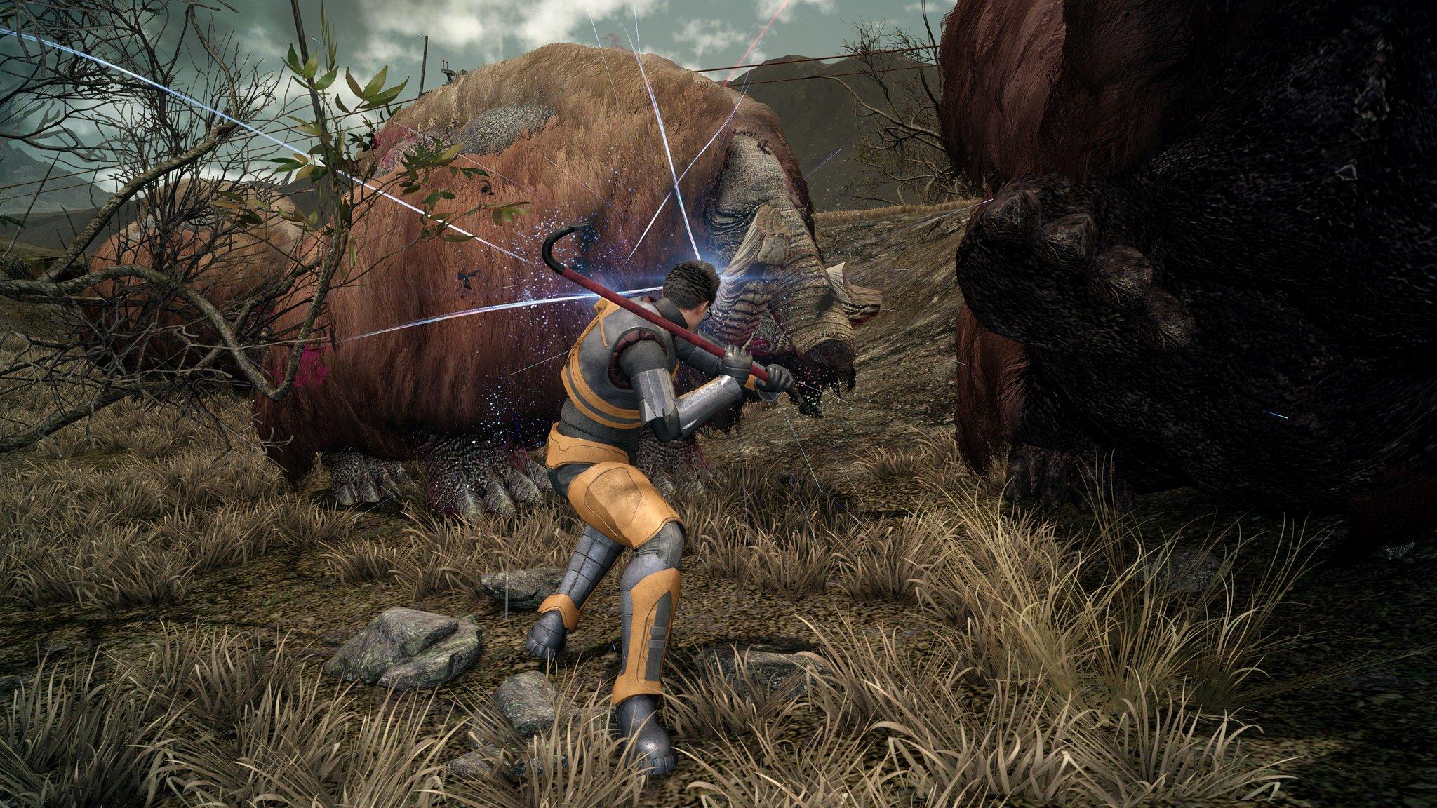 Final Fantasy XV para PC terá itens de Half-Life  https://t.co/7Y44N1TUlg https://t.co/5OugwBuSYj