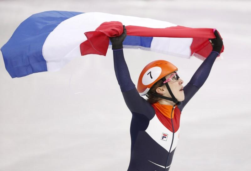 Short track: Dutchwoman Schulting claims 1,000m gold https://t.co/rZb3HpIbn7 https://t.co/RlYh4tpTX4