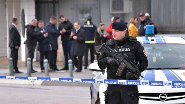 Montenegro police identify U.S. embassy attack suspect