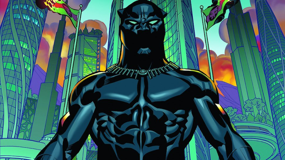 Essential #BlackPanther comics to read now that you've seen the film: https://t.co/9DKpaWw3Nd https://t.co/BPTS1sLStZ