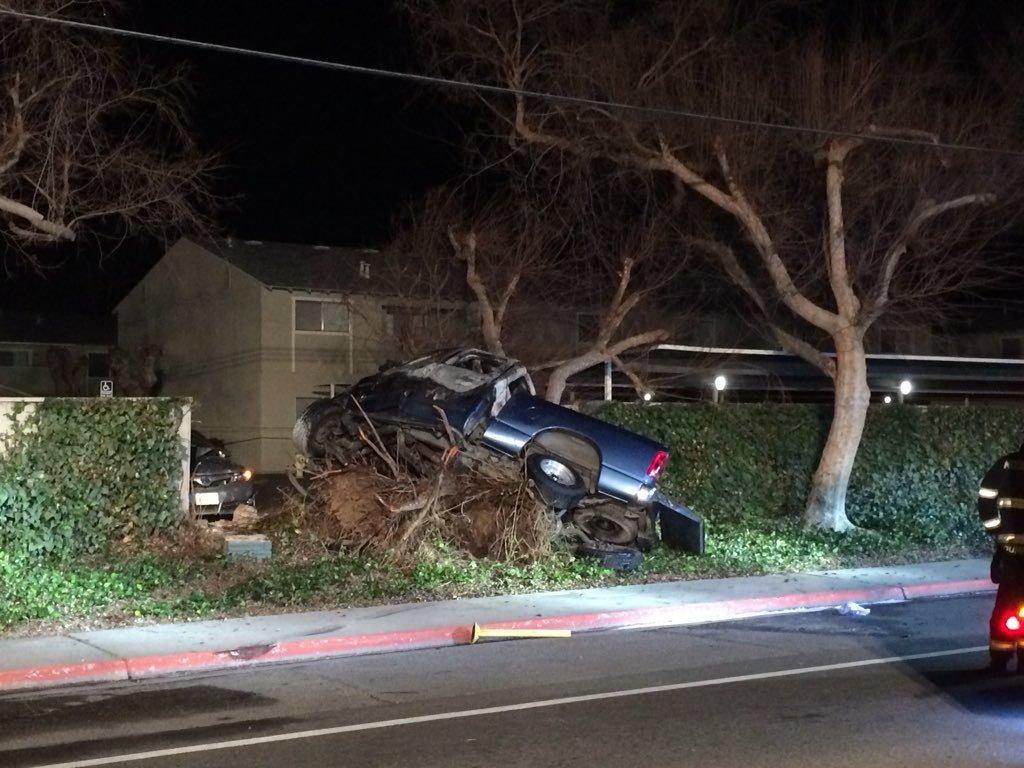 Police Investigating Fatal Crash InModesto