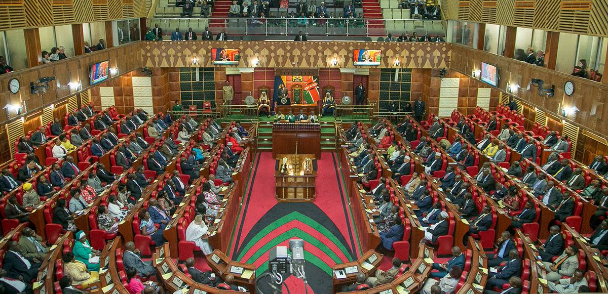 MPs plead with Speaker to provide them with plenty of quality meals and not funeral tea