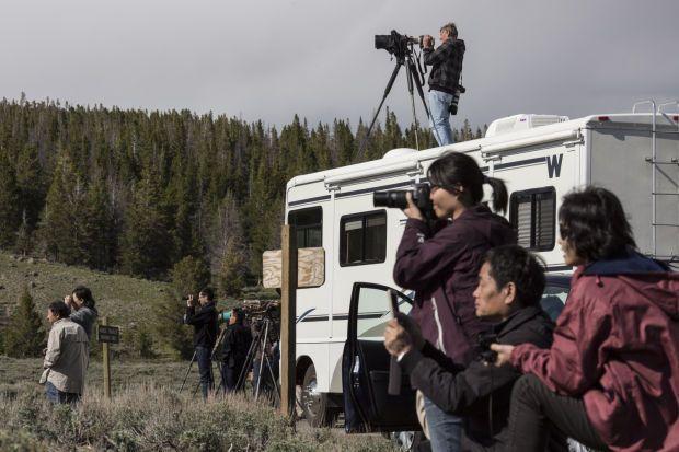 Yellowstone fee proposal advances in Wyoming Legislature