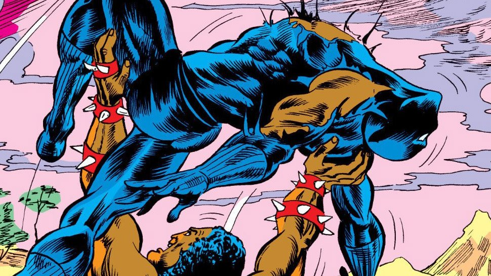 We spoke with #BlackPanther writer #DonMcGregor about creating Killmonger: https://t.co/aXmjVwFvNo https://t.co/xPBHTDOnAD