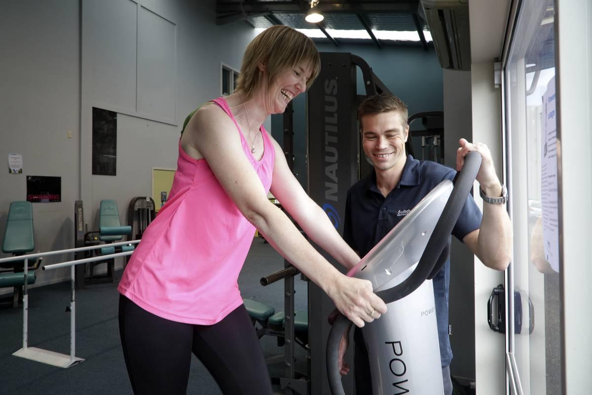 Stacey Roche to climb Mauao despite having cerebral palsy