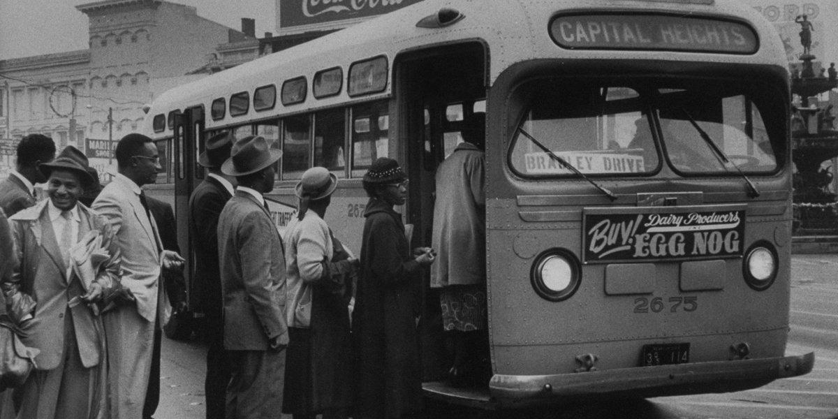 test Twitter Media - The unsung heroes of the Montgomery Bus Boycott: Claudette Colvin and Jo Ann Robinson: https://t.co/AGXV6pgaYU  #BlackHistoryMonth https://t.co/SDUaIXjMpf