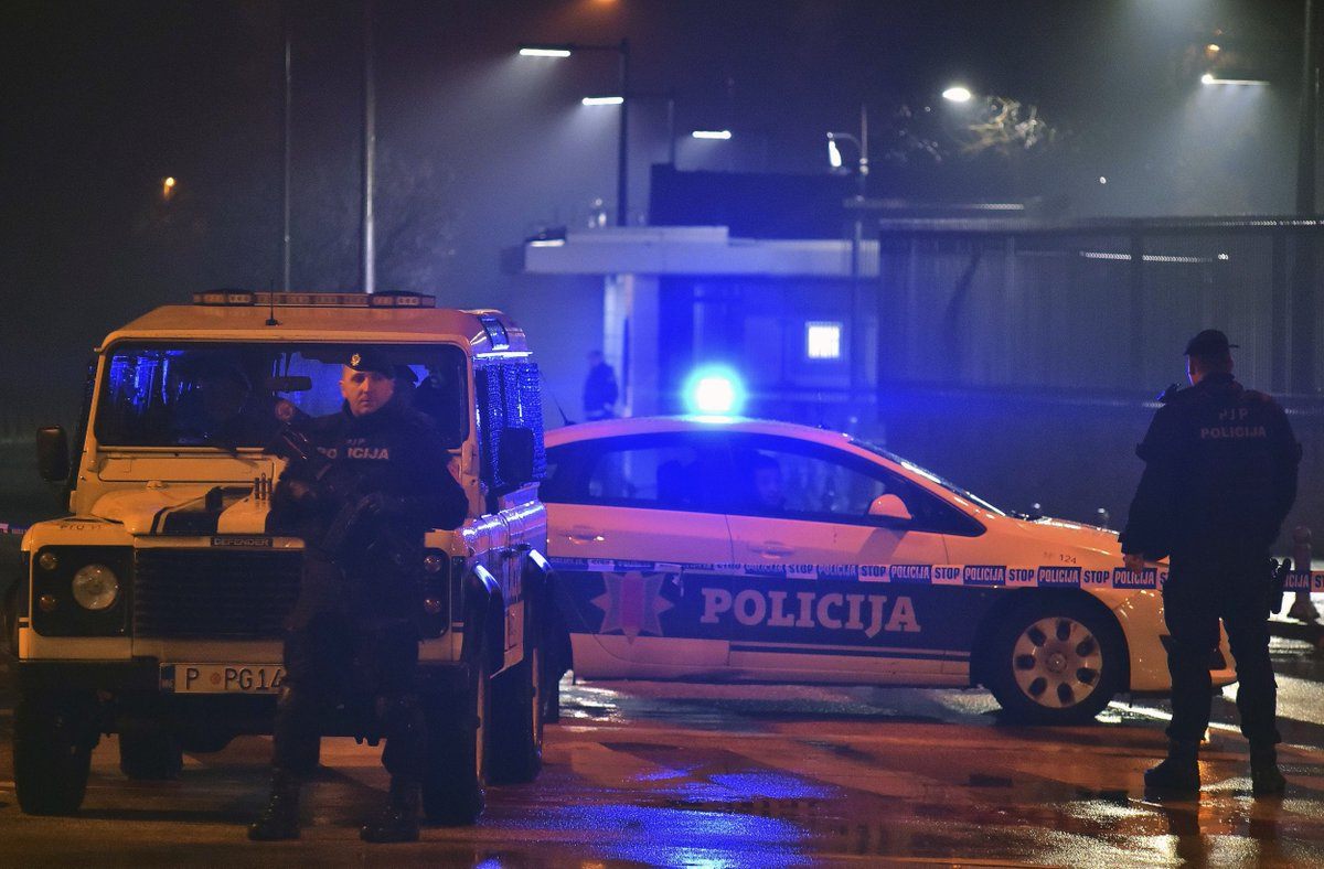 Man threw grenade at US Embassy then killed self