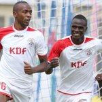 Ulinzi Stars forward doubtful for AFC Leopards match