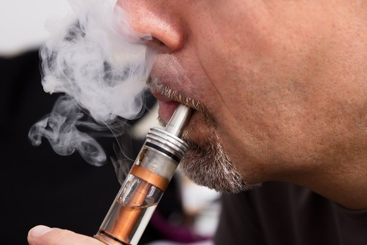 E-cigs could help relieve stress for hospital patients