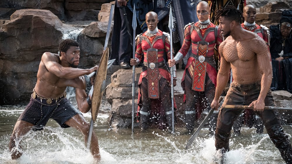 Another @Disney movie may  dislodge BlackPanther from the top spot at the box office