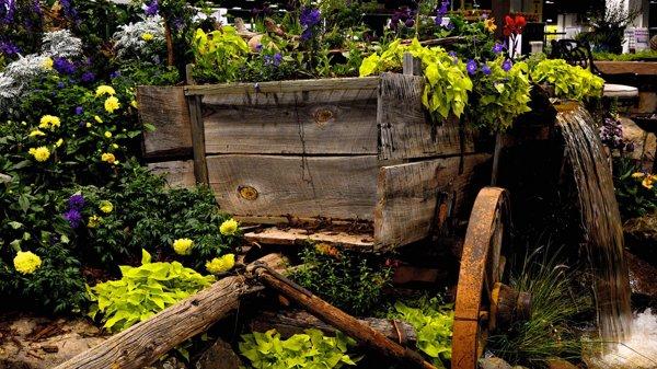 Denver Botanic Gardens to present the Colorado Garden & Home Show Entry Garden