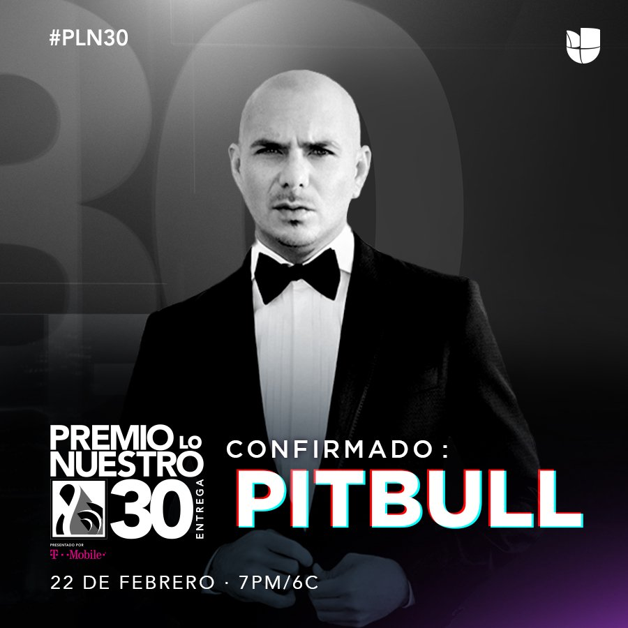 See us tonight at @premiolonuestro on @Univision https://t.co/njnPT9KPsg