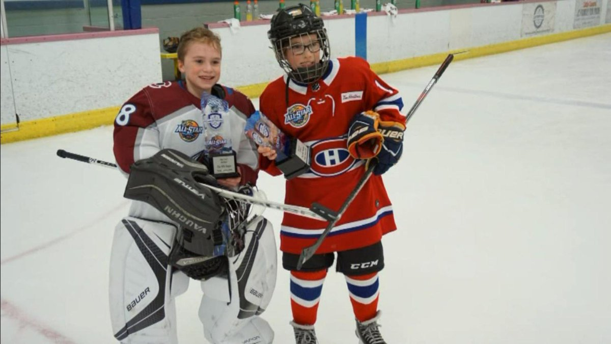 10-Year-Old Coloradan Looking To Be NHL's Next Big GoalStopper