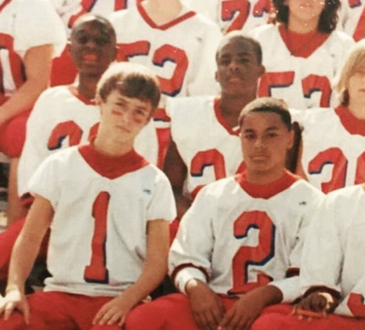 Dak in the day. #TBT https://t.co/d46fczg2j2