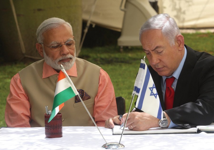 India's defense manufacturing brings new possibilities to Israel