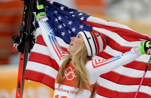 Shiffrin gets silver, Vonnsputters in women'sAlpine combined