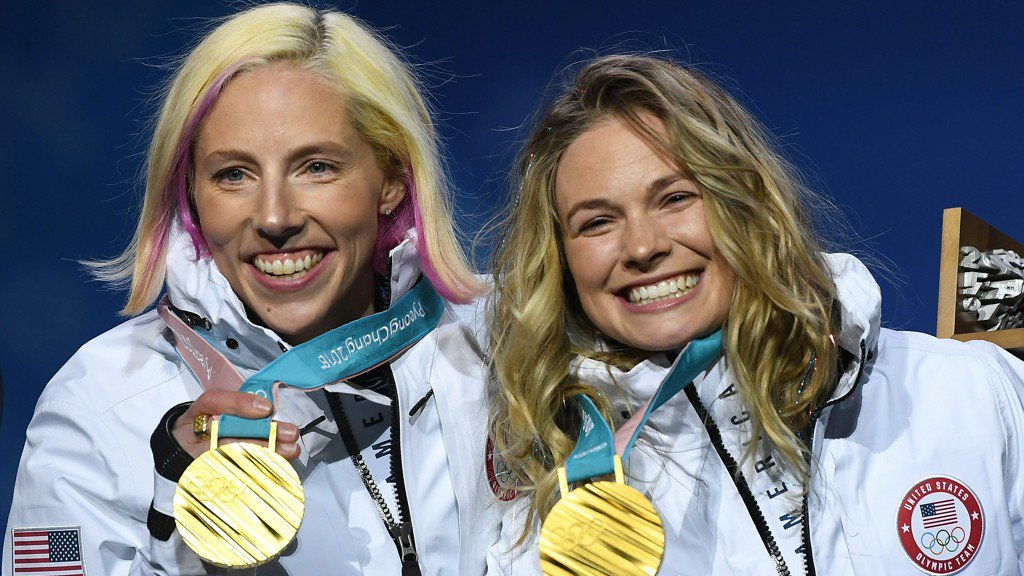 In just over a day, Team USA's women earned seven Olympic medals