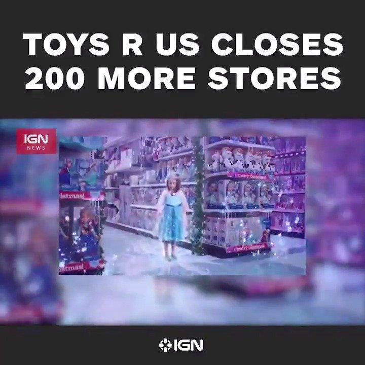 #ToysRUs is closing 200 more stores.  Full story here: https://t.co/1PVm1WQLbN https://t.co/oQM8QsBU1t