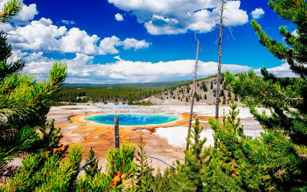 A Swarm of Earthquakes Has Been Shaking Yellowstone's Supervolcano
