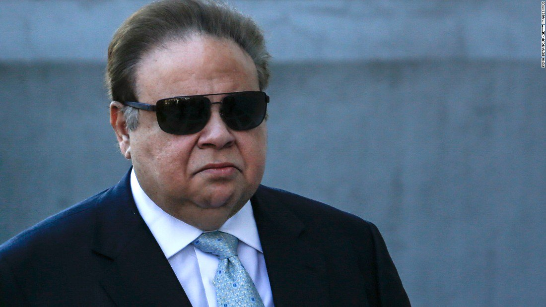 Menendez co-defendant sentenced to 17 years in separate case