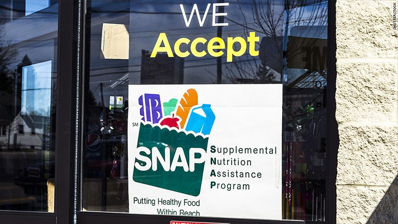 The Trump administration is seeking to require more people to work for food stamps https://t.co/ndHzvRcsta https://t.co/ZXZt4zLw0n
