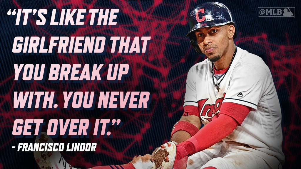 .@Lindor12BC is using last year's pain as this year's motivation. https://t.co/3W9GgLOUYf https://t.co/484C3mE413