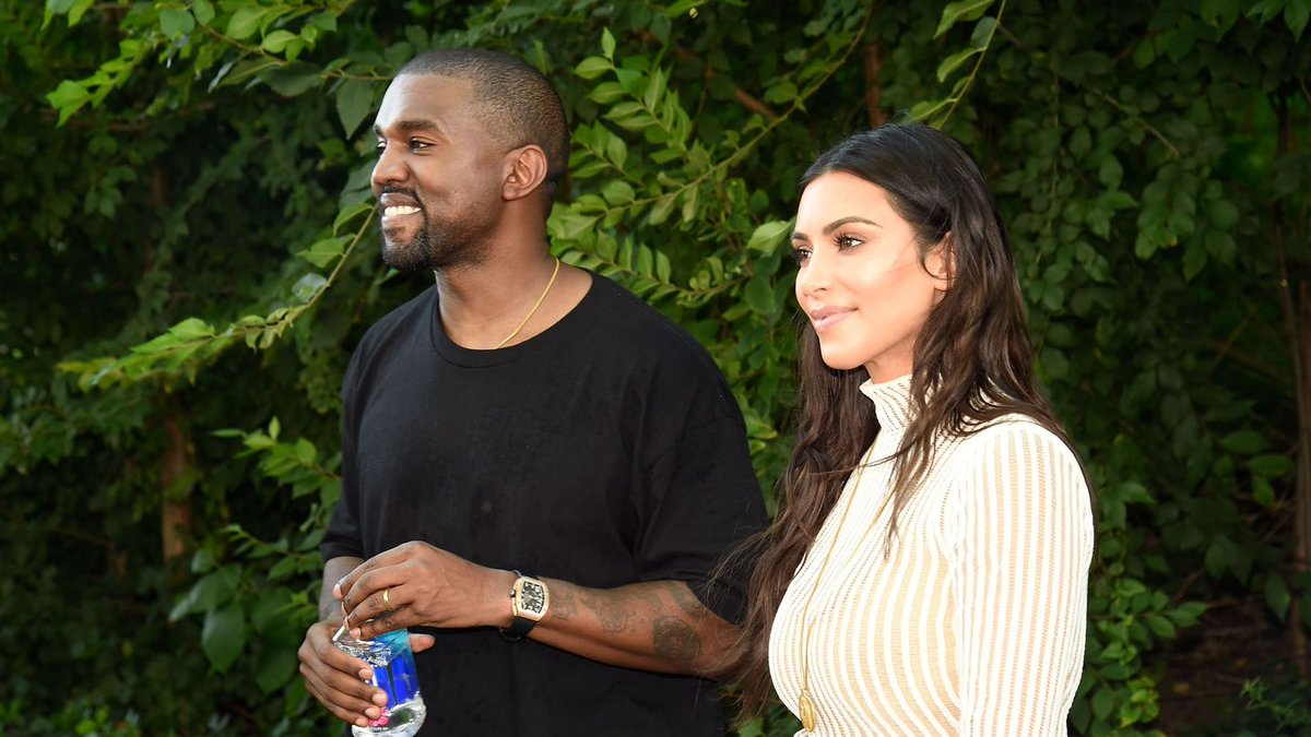 Kim Kardashian Basically Filled A Whole Plane With Birthday Snacks For Kanye West