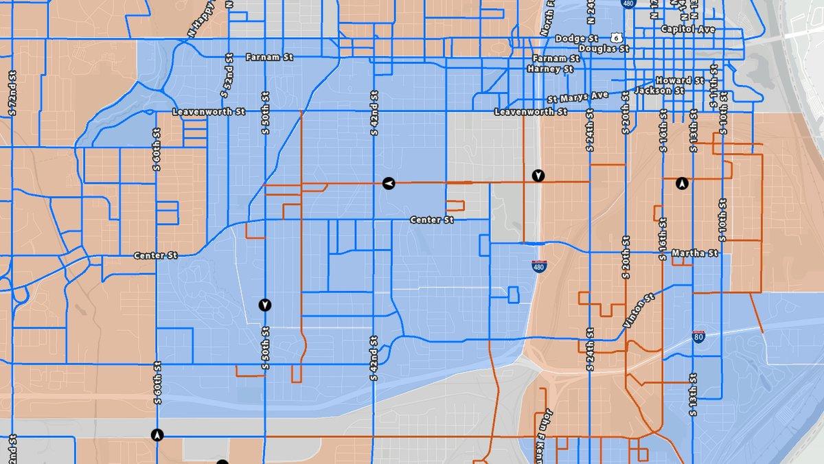 New GPS tracks Omaha snow plows