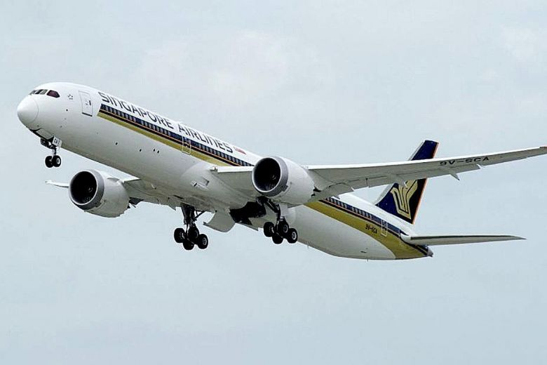 After Osaka, SIA to fly new B787-10 on Perth route