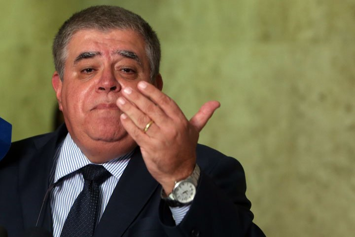 @BroadcastImagem: Marun: óbvio que trabalhamos com hipótese de Meirelles candidato e respeitamos isso. André Dusek/Estadão