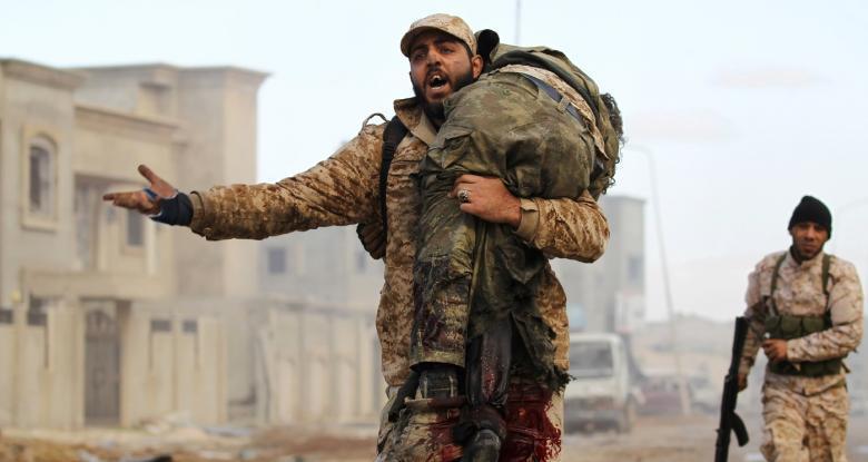 ليبيا..نزيف الدماء يتواصل على وقع الخلافاتالمستمرة https://t.co/mGXOyYog4U https://t.co/7FgFsbqGVC