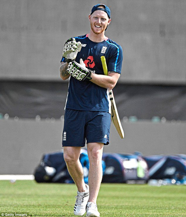 England to fast-track Ben Stokes for firstODI https://t.co/VRKwQvoAgl https://t.co/u9CYcdqFvL