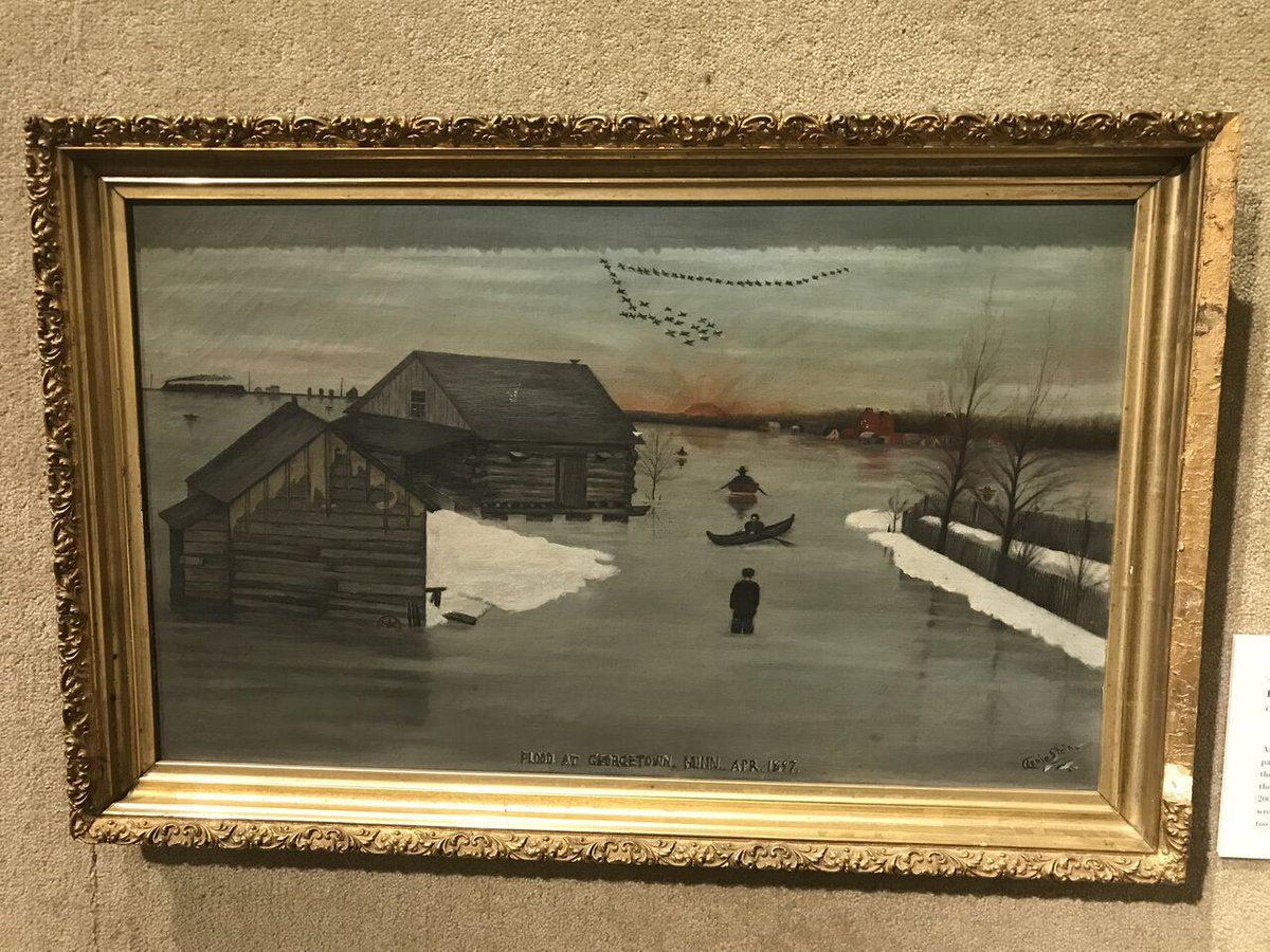 Who we are and where we come from: Fargo-Moorhead's art masters