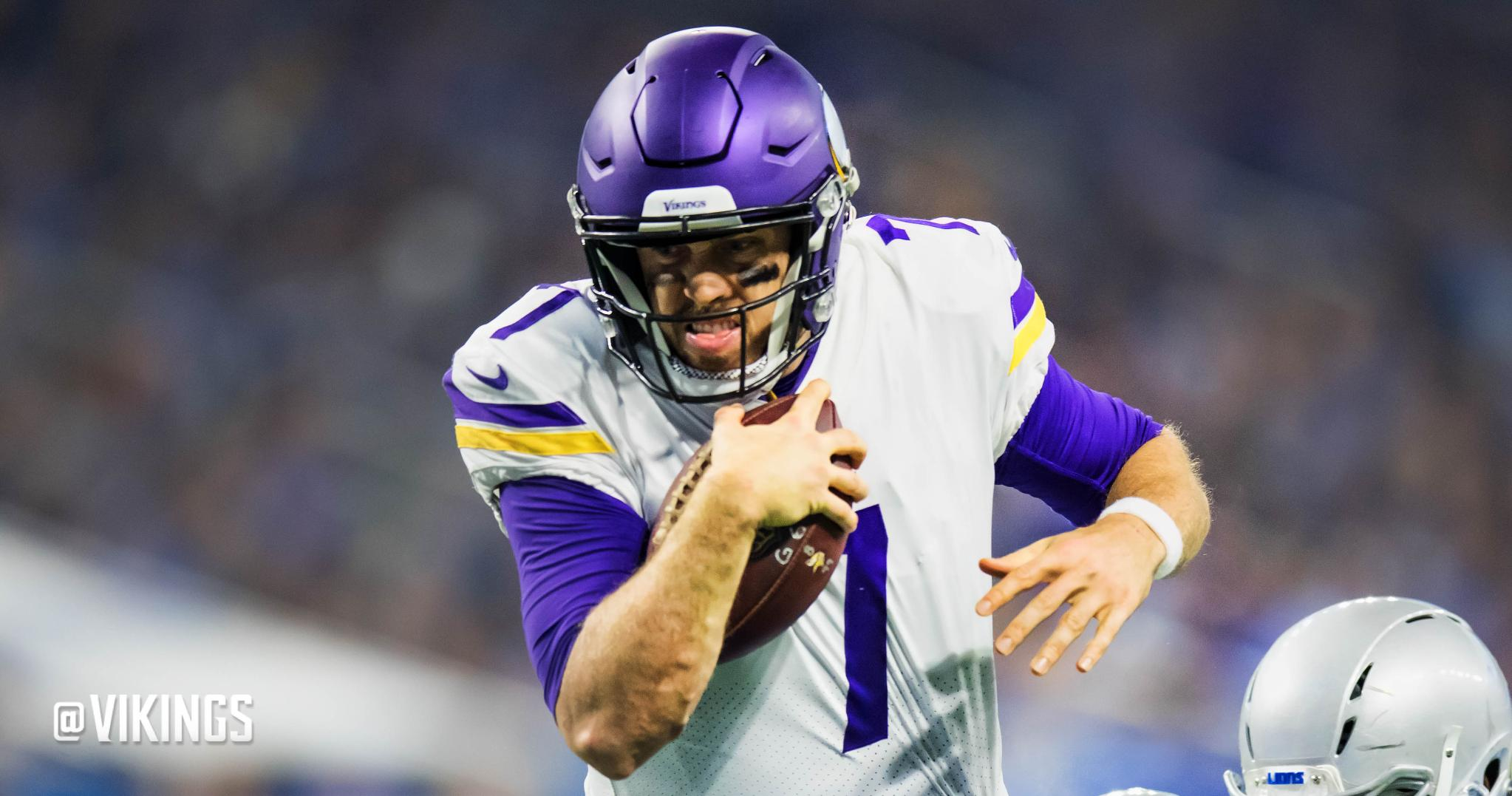 This offseason is all about the QBs.   WOBCAST: https://t.co/hY1qgJV7eb https://t.co/IIxVXGyClJ