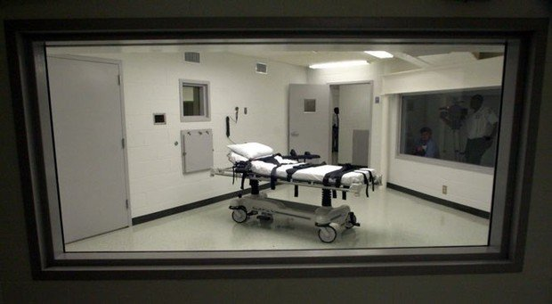 Alabama Senate approves execution by nitrogen hypoxia
