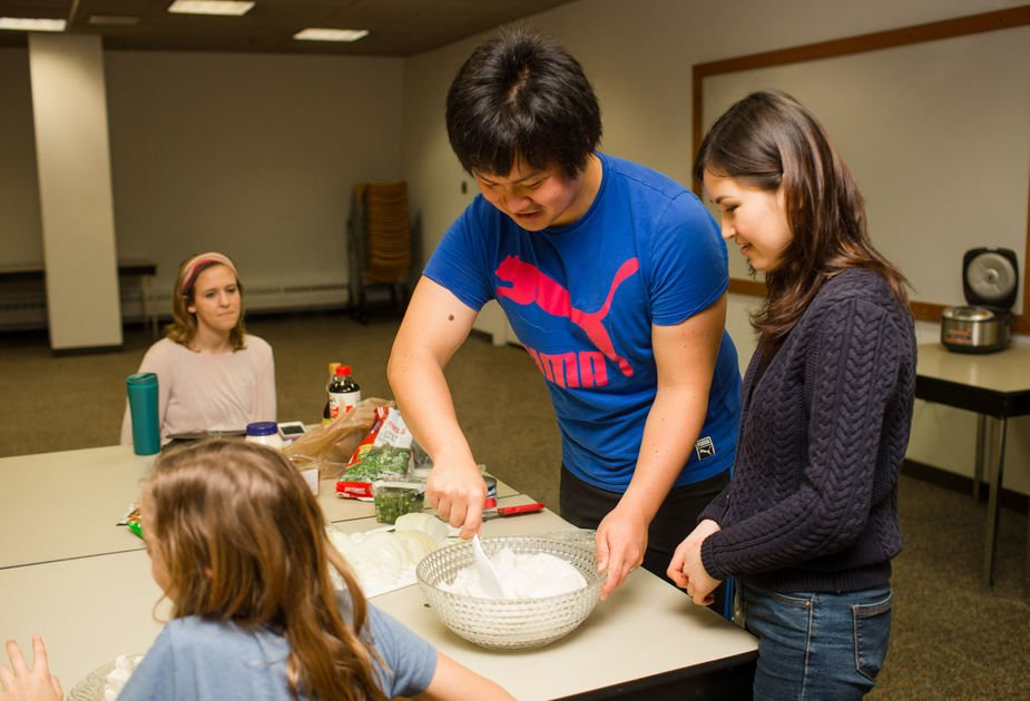 Series on Japanese culture concludes with cooking lesson