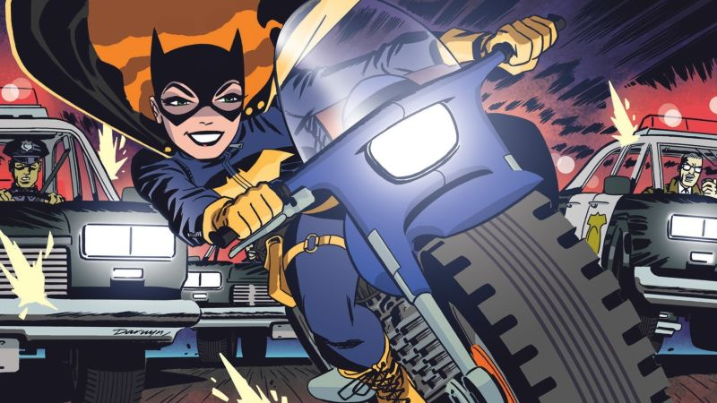 Open channel: What do YOU think the Batgirl movie should be about? https://t.co/YbYQPhnNFd https://t.co/TKH87Bfsf9