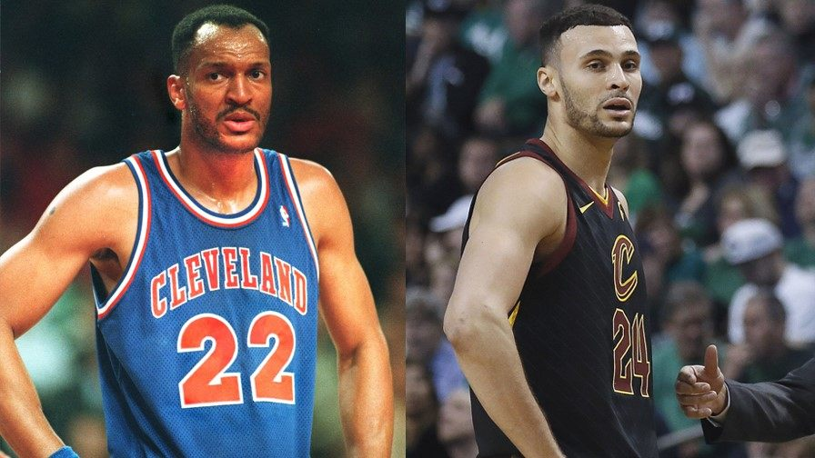 Larry Nance Jr. to wear his da cleveland cavaliers