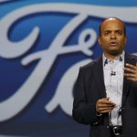 Ford's head of North American operations ousted for 'inappropriate behavior'