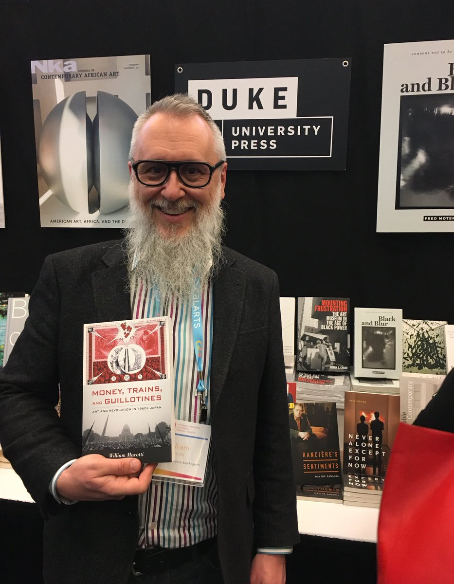test Twitter Media - Great to see Bill Marotti, author of Money, Trains, and Guillotines at our booth. #CAA2018 https://t.co/9lAVflPG49
