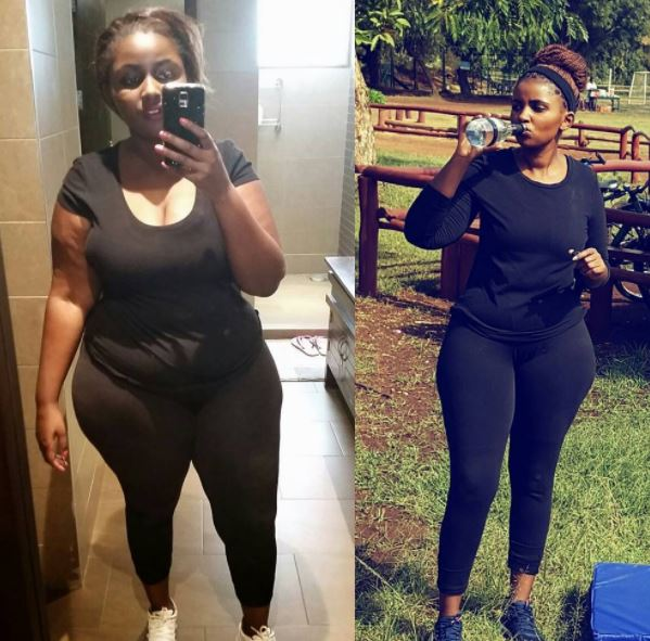 You will choke on all the fat - Anerlisa reveals how ex-boyfriend pushed her to lose weight