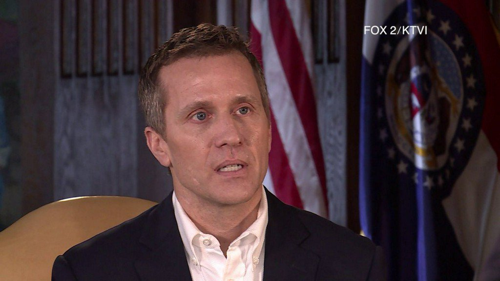 Greitens has March 16 court date on felonycount